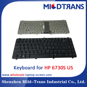 US Laptop Keyboard for HP 6730S