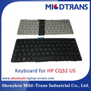 US Laptop Keyboard for HP CQ32