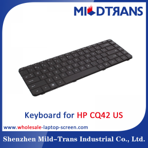 US Laptop Keyboard for HP CQ42