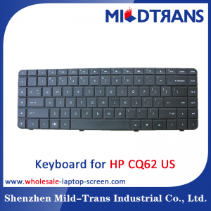 US Laptop Keyboard for HP CQ62