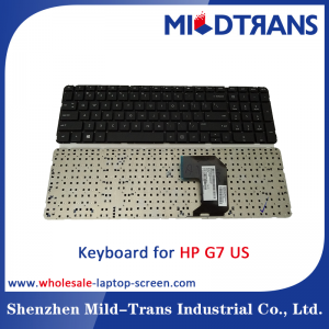 US Laptop Keyboard for HP G7