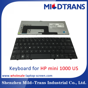 US Laptop Keyboard for HP mini 1000