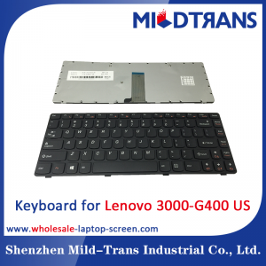 US Laptop Keyboard for Lenovo 3000-G400