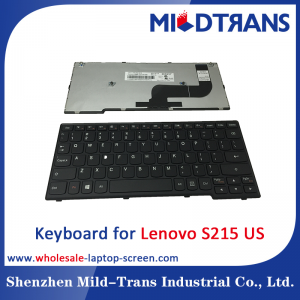 US Laptop Keyboard for Lenovo S215