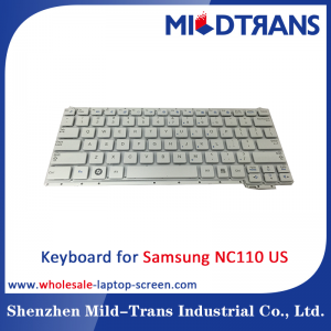 US Laptop Keyboard for Samsung NC110