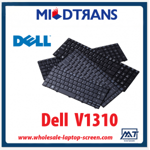 alibaba best supplier US language laptop keyboard for Dell V1310