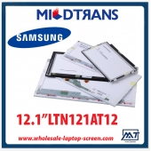 "China 12.1"" SAMSUNG WLED backlight notebook personal computer LED panel LTN121AT12 1280×800 cd/m2 C/R factory"