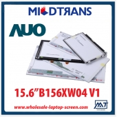 "China 15.6 ""AUO WLED-Hintergrundbeleuchtung LED-Display Notebook B156XW04 V1 1366 × 768 cd / m2 200 C / R 500: 1-Fabrik"