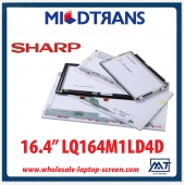 "China 16.4 ""SHARP laptop LCD CCFL LQ164M1LD4D tela 1920 × 1080 cd / m2 a 200 C / R 500: 1 fábrica"