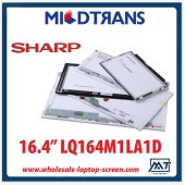 "China 16.4 ""SHARP CCFL Hintergrundbeleuchtung Notebook-TFT-LCD LQ164M1LA1D 1920 × 1080 cd / m2 C / R-Fabrik"