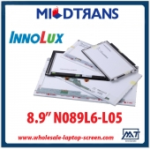 "China 8.9"" Innolux WLED backlight notebook TFT LCD N089L6-L05 1024×600 cd/m2 200 C/R 400:1 factory"