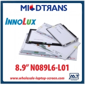 "China 8.9"" Innolux WLED backlight notebook computer LED panel N089L6-L01 1024×600 cd/m2 200 C/R 400:1 factory"
