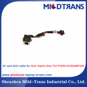 China Acer Aspire One 722 Laptop DC Jack factory