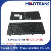 China BR Laptop Keyboard for HP DV-14 factory