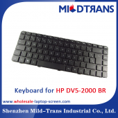 China BR Laptop Keyboard for HP DV5-2000 factory