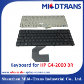China BR Laptop Keyboard for HP G4-2000 factory
