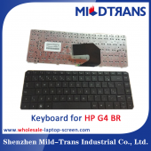 China BR Laptop Keyboard for HP G4 factory