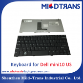 China China Wholesale High Quality DELL MINI 10 Laptop Keyboards factory