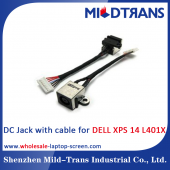 China Dell XPS 14 L401X Laptop DC Jack factory