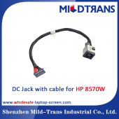 China HP 8570W Laptop DC Jack factory