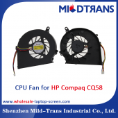 China HP CQ58 laptop CPU Fan fábrica