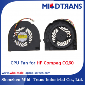 China HP CQ60 laptop CPU Fan fábrica