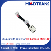 China HP Compaq Mini 110 Laptop DC Jack factory