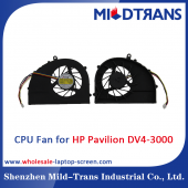 China HP DV4-3000 Laptop CPU Fan fábrica