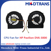 China HP DV6-3000 laptop CPU Fan fábrica