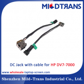 China HP DV7-7000 Laptop DC Jack factory
