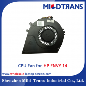 Çin HP ENVY 14 Laptop CPU fan fabrika