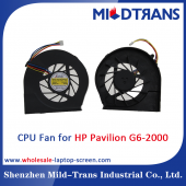 Çin HP g6-2000 Laptop CPU fan fabrika