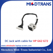 China HP G62 G72 Laptop DC Jack factory