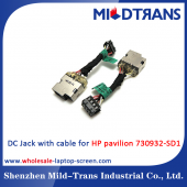China HP PAVILION 730932-SD1 Laptop DC Jack factory