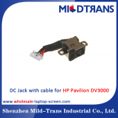 China HP Pavilion DV3000 Laptop DC Jack factory