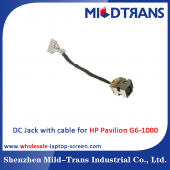 China HP Pavilion G6-1000 Laptop DC Jack factory