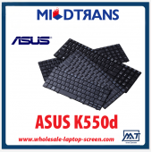 High quality laptop keyboard for Asus K550 with US layout
