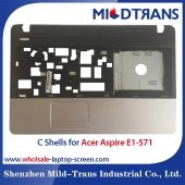 China Laptop C Shells For Acer E1-571 Series factory