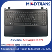 China Laptop C Shells For Acer E5-571 Series factory