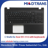 China Laptop C Shells for Acer ES1-512 factory