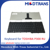China RU Laptop Keyboard für Toshiba P300-Fabrik