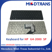 China SP Laptop Keyboard for HP G4-2000 factory