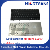 China SP Laptop Keyboard for HP mini 110 factory