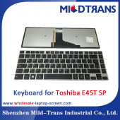 China SP Laptop Keyboard for Toshiba E45T-Fabrik