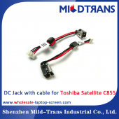 China Toshiba C855 Laptop DC Jack factory
