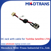 China Toshiba L735 Laptop DC Jack factory