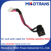 China Toshiba M40 Laptop DC Jack factory