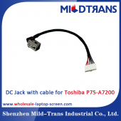 China Toshiba P70 Laptop DC Jack factory