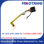 China Toshiba U300 Laptop DC Jack factory