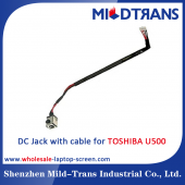 China Toshiba U500 Laptop DC Jack factory